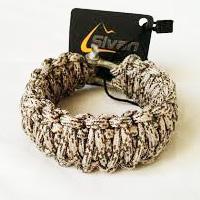دستبند بقا Fino با قفل فلزی پرقدرت مدل COBRA Double