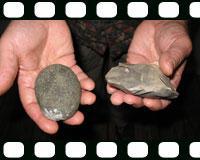 آموزش شکل دهی به سنگ