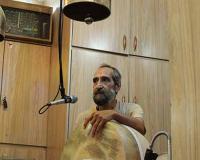 1037 - ورزش زورخانه ای در زورخانه چمران مشهد مرشد استاد فرامرز نجفی تهرانی