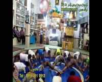 1014 - ورزش زورخانه ای مرشد استاد فرامرز نجفی تهرانی زورخانه ذوالفقار سبز