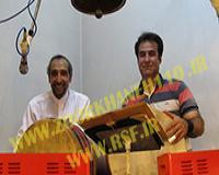 1005 - زورخانه امیرکبیر مشهد مرشدین استاد فرامرز نجفی و استاد محمد کارگر