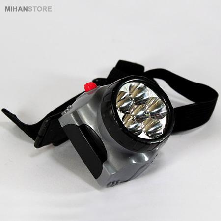 چراغ پیشانی LED هدلامپ