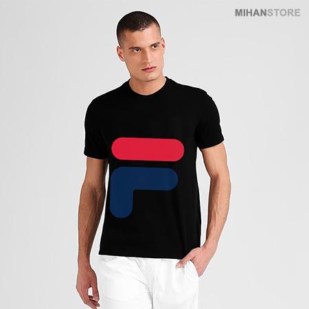 تی شرت مردانه فیلا طرح BiG