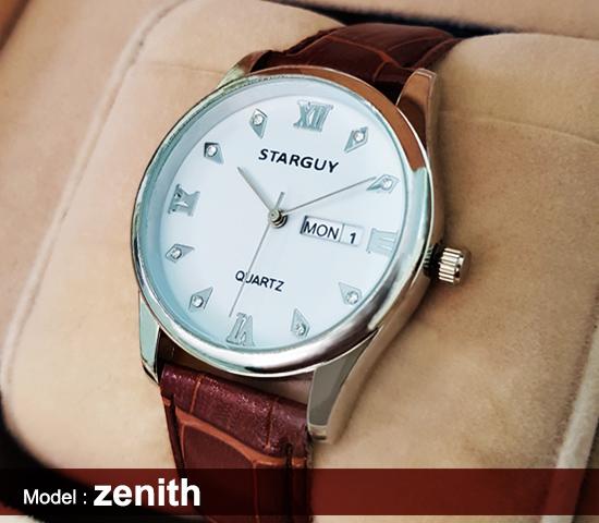 ساعت مچی مدل zenith