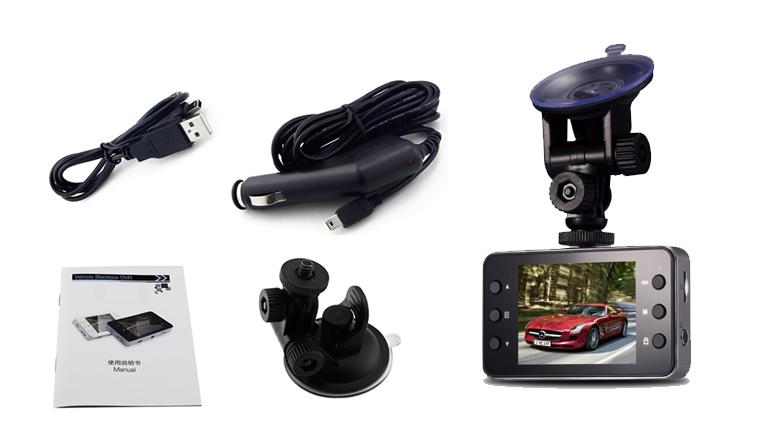 دوربین مدار بسته اتومبیل