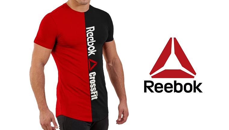 تی شرت مردانه Reebok طرح CrossFit