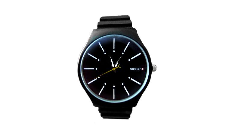 ساعت مچی Swatch مدل Dailly