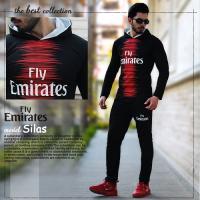 ست سویشرت و شلوار Fly Emirate مدل Silas