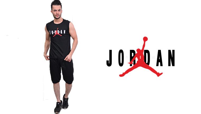 ست رکابی و شلوارک Air Jordan