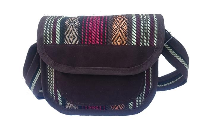 کیف دوش دخترانه جاجیمی