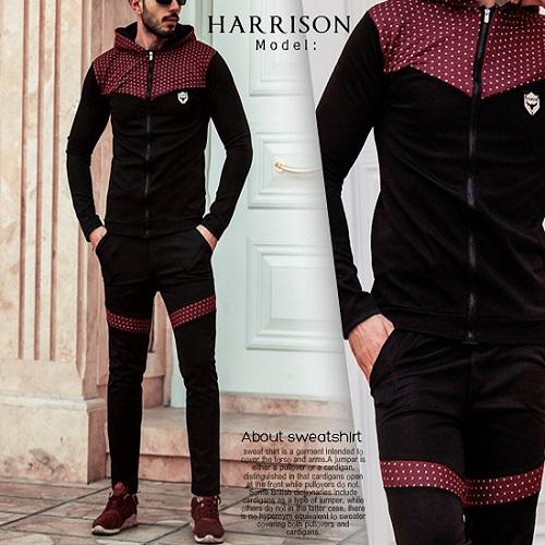 ست سویشرت و شلوار مدل Harrison