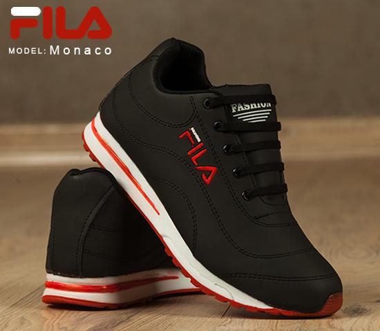 کفش مردانه Fila مدل Monaco ( قرمز )