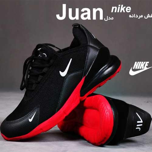 کفش مردانه nike مدل Juan
