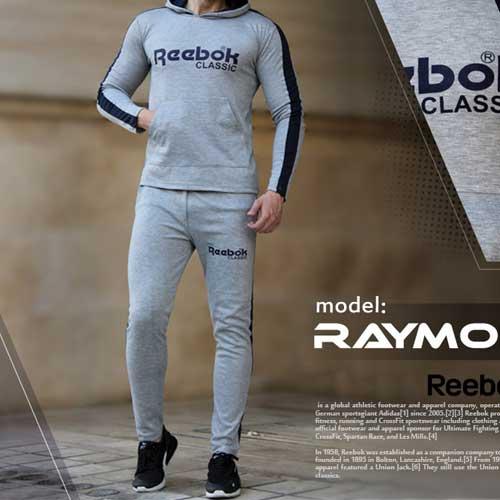 ست سویشرت و شلوارReebok مدل Raymond