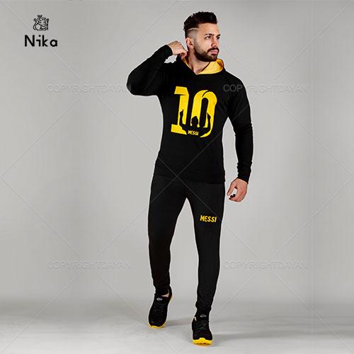 ست سویشرت و شلوار مردانه Nika مدل A4018