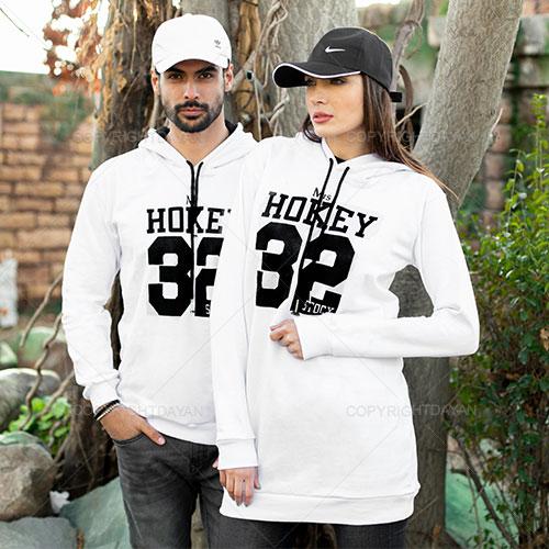 ست سویشرت مردانه و زنانه Hockey مدل U4582