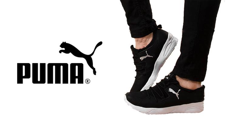 کفش مردانه Puma مدل Verno(مشکی)