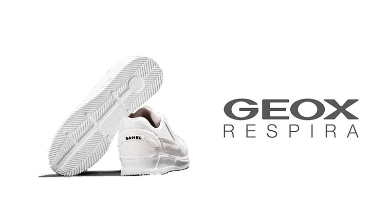 کفش مردانه Geox مدل Obang(سفید)