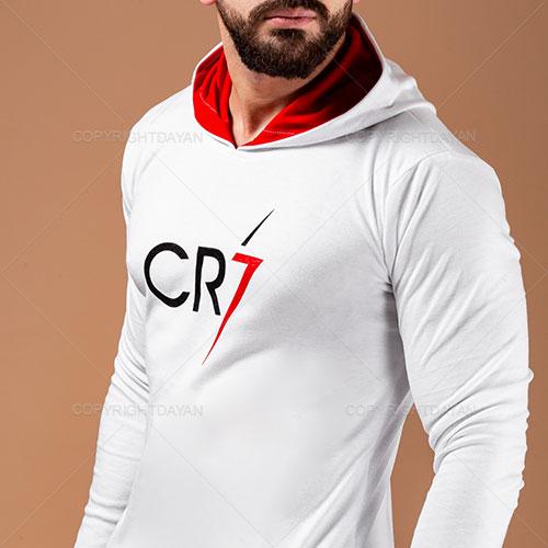 ست سویشرت و شلوار مردانه CR7 مدل A8762