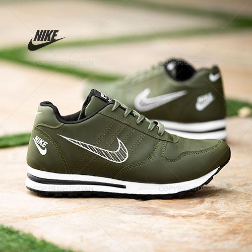 کفش مردانه Nike مدل K9101 (سبز)