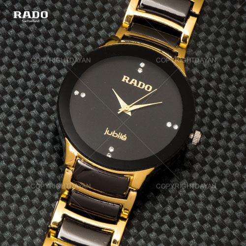 ساعت مچی Rado مدل Visport(طلایی)