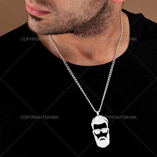 گردنبند مردانه Man