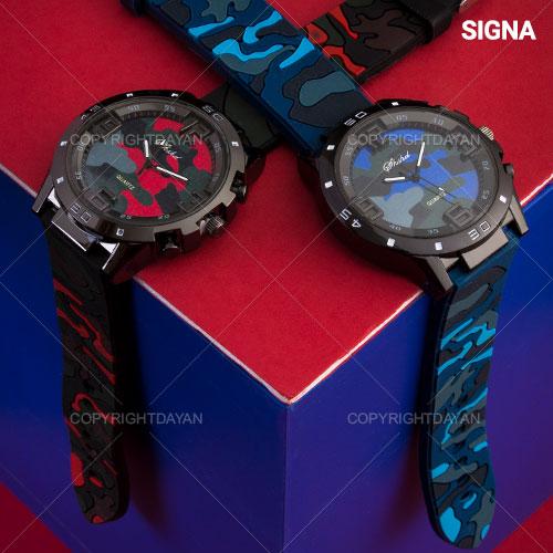 ساعت مچی Signa