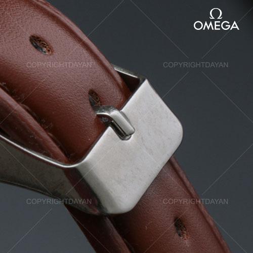 ست ساعت مردانه و زنانه Omega مدل W8970 (قهوه ای)