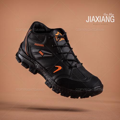 کفش مردانه Jiaxiang مدل K8800 (مشکی)