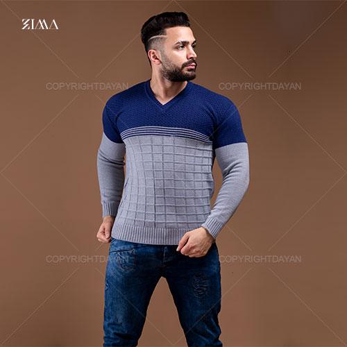 بافت مردانه Zima مدل R4906