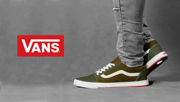کفش مردانه Vans مدل Pelazo (سبز)