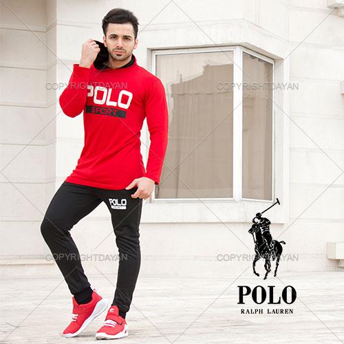 ست سویشرت و شلوار Polo مدل Pozito
