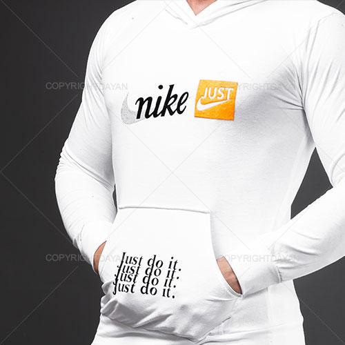 ست سویشرت و شلوار مردانه Nike مدل M1134