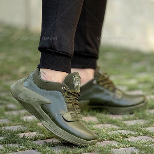 کفش مردانه Nike مدل Hamburg(سبز)