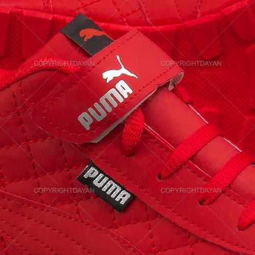 کفش مردانه Puma مدل Finto(قرمز)