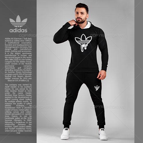 ست سویشرت و شلوار مردانه Adidas مدل M3268