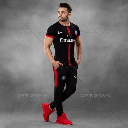 ست تیشرت و شلوار مردانه Nike مدل Koter