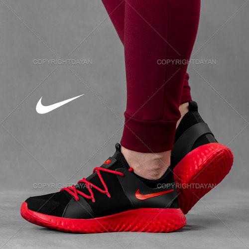 کفش مردانه Nike مدل Vaso (مشکی قرمز)