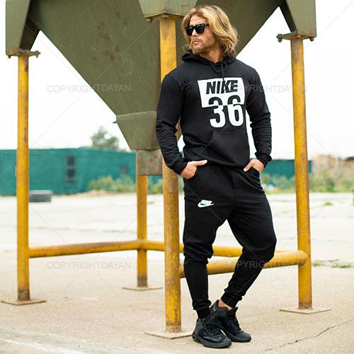 ست سویشرت و شلوار مردانه Nike مدل S9073