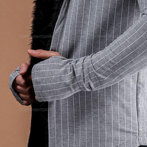 شنل خزدار مردانه Gucci مدل T4307