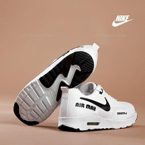 کفش مردانه Nike مدل Q8716 (تمام سفید)