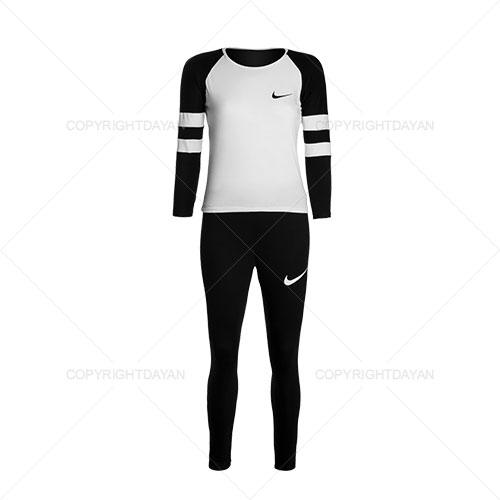 ست تیشرت و شلوار زنانه Nike مدل D3248
