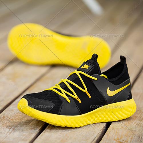 کفش مردانه Nike مدل Vaso (مشکی زرد)