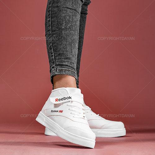 کفش ساقدار زنانه Reebok مدل V4470 (سفید)