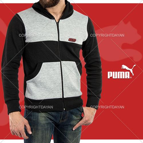 سوئیشرت مردانه Puma(طوسی)