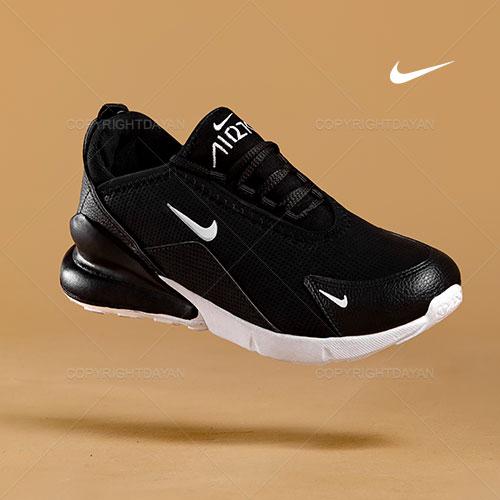 کفش مردانه Nike مدل Q3027 (مشکی سفید)