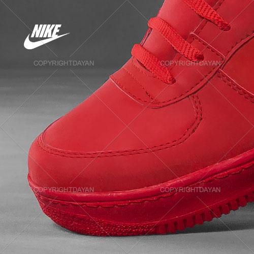 نیم بوت مردانه Nike مدل Belmira(قرمز)