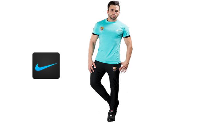 ست تیشرت و شلوار Nike مدل Tekzon