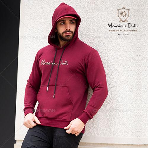 سویشرت مردانه Massimo Dutti مدل T8791
