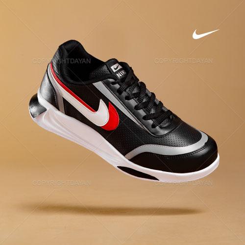 کفش مردانه Nike مدل K2560 (مشکی)